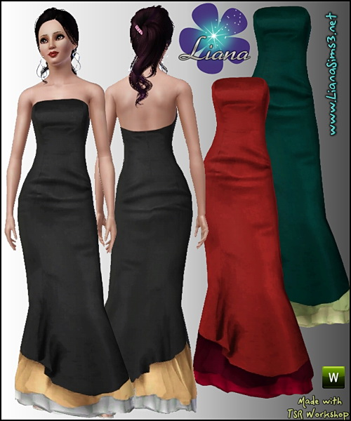 Sims 3 Updates Downloads Fashion Formal Page 5